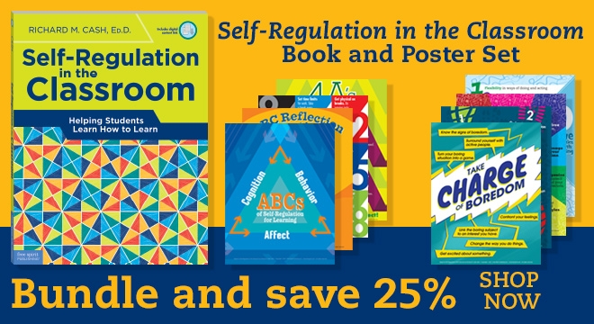 Self-Regulation Book and Poster Set
