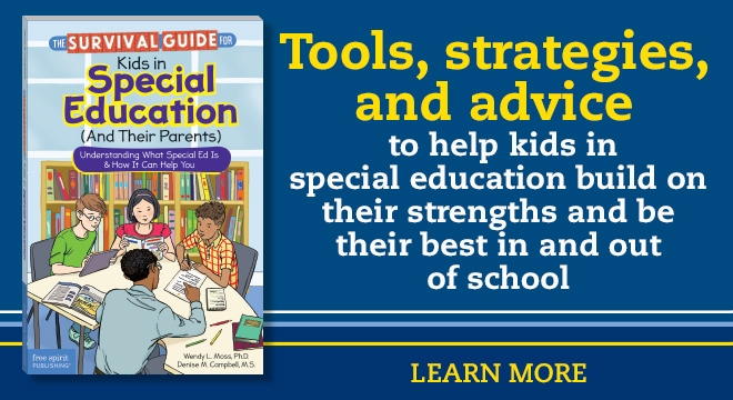 Survival Guide for Kids in Special Education
