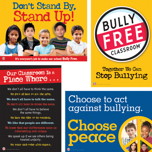 Bully free zone in a jar tips for dealing with bullying quick view publicscrutiny Choice Image