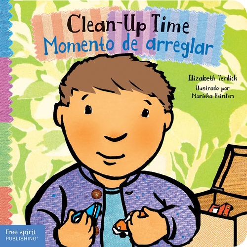 Clean-Up Time Bilingual