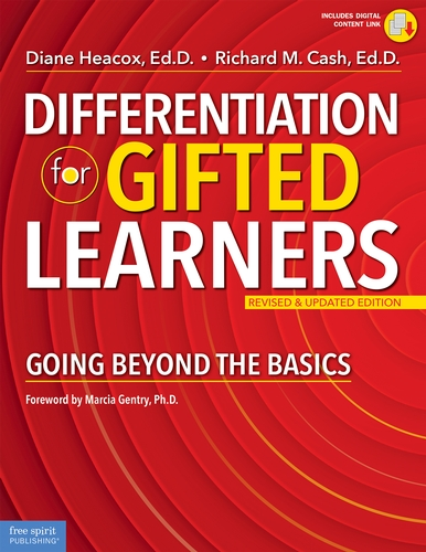 Differentiation for Gifted Learners Revised 2019