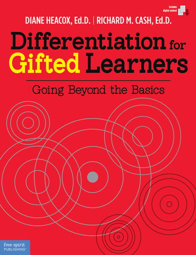 Differentiation For Gifted Learners Going Beyond The Basics Diane
