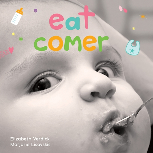 Babies explore and enjoy food during mealtime—now in English and Spanish.