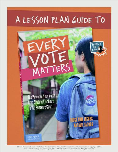 Every Vote Matters Lesson Plan