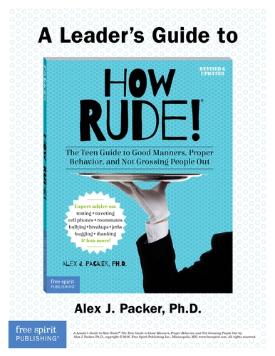 A Leader's Guide to How Rude!