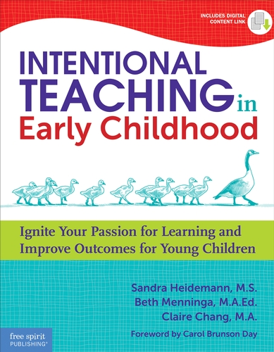 Intentional Teaching in Early Childhood