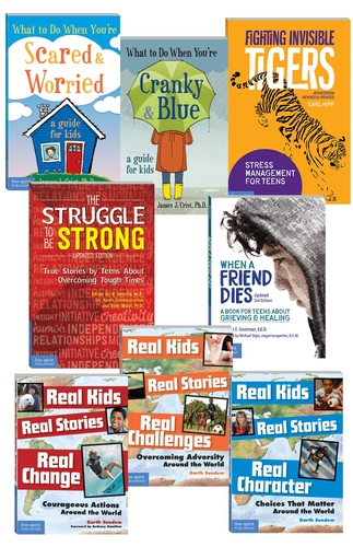 Mental Health Middle School and Teens Collection
