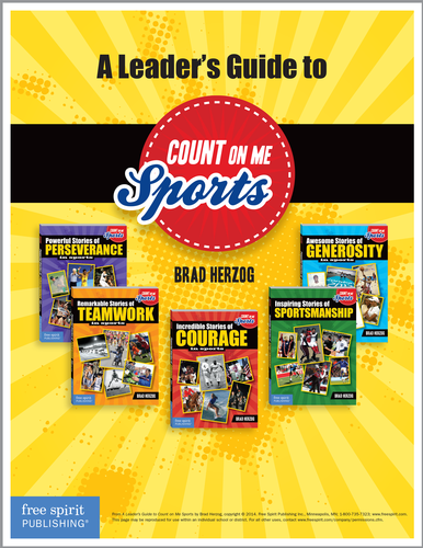 A Leader's Guide to Count on Me: Sports