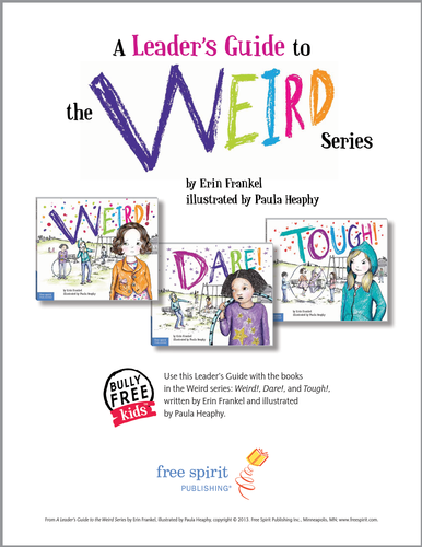 A leaders guide to the weird series free download erin frankel a leaders guide to the weird series fandeluxe Images