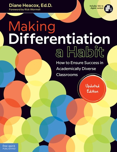 Making Differentiation A Habit Updated Edition