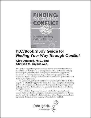 PLC Finding Your Way Through Conflict