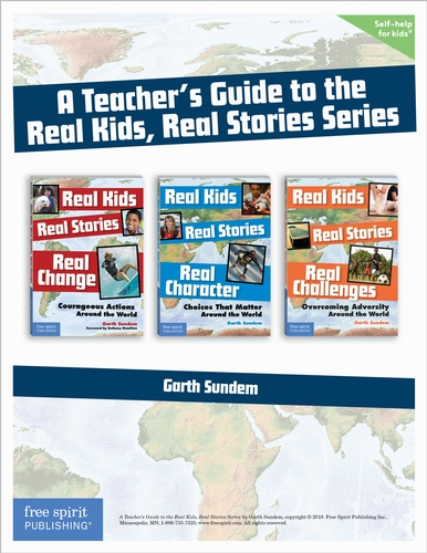 Leader's Guide to Real Kids 2018