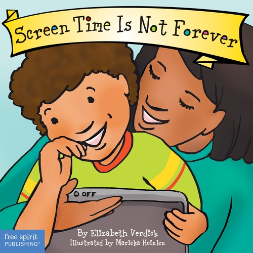 "Help young children learn to limit screen time and fun ways to spend ""screens-off"" time."