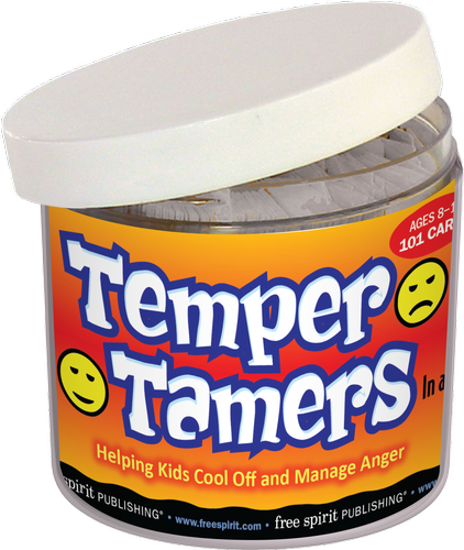 temper tamers in a jar helping kids cool off and manage anger