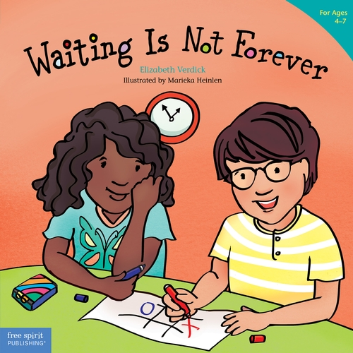 Help children learn that patience is important and make waiting less frustrating.