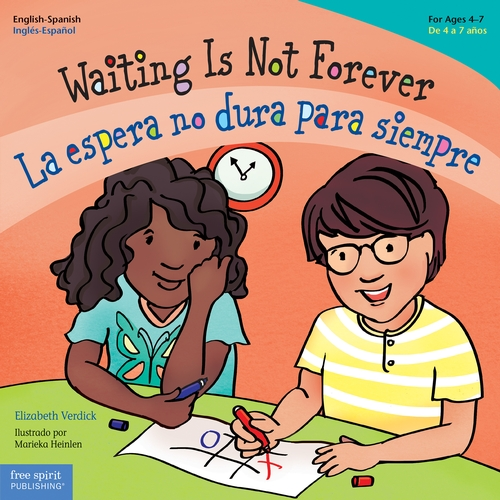 Waiting Is Not Forever Bilingual Paperback
