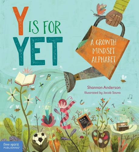 A Growth Mindset Alphabet