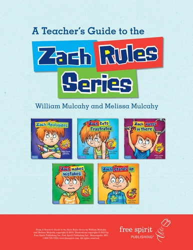 A Teacher's Guide to the Zach Rules Series