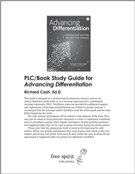 Advancing Differentiation PLC/Book Study Guide
