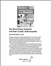 End Peer Cruelty Build Empathy PLC