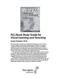 Visual Learning and Teaching PLC/Book Study Guide