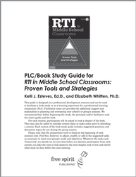 RTI in Middle School Classrooms PLC/Book Study Gui