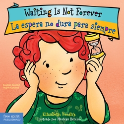 Waiting Is Not Forever Bilingual Board Book