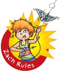 Zach Rules Series Logo