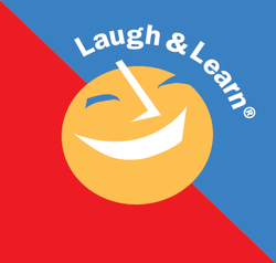 Laugh & Learn Logo Registered Trademark Large